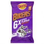 Tayto Bikers Corn Snacks 6 Pack 120G